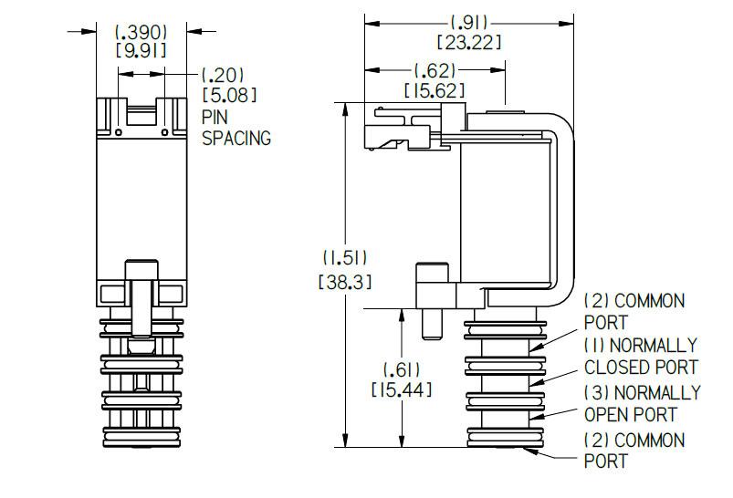 CSV 10mm Abmessungen