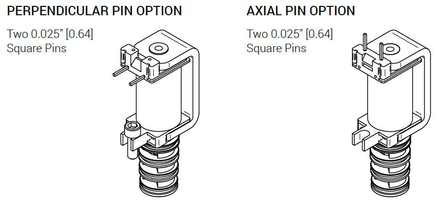 CSV 10mm Pin-Optionen
