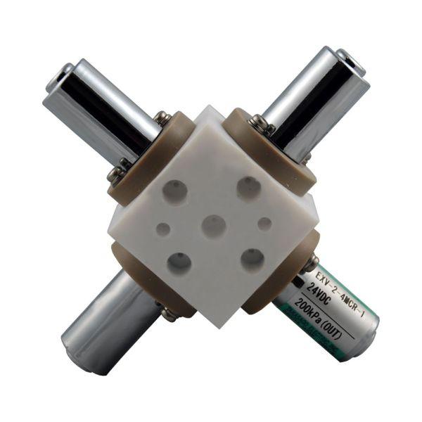 EXV Manifold Gradientenmischer