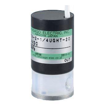 Mediengetrenntes Magnetventil für Hochtemperatur-Schwefelsäure