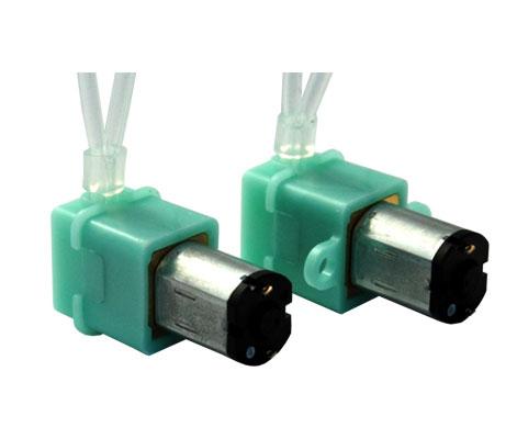 RP-QII & RP-QIII Miniaturschlauchpumpe