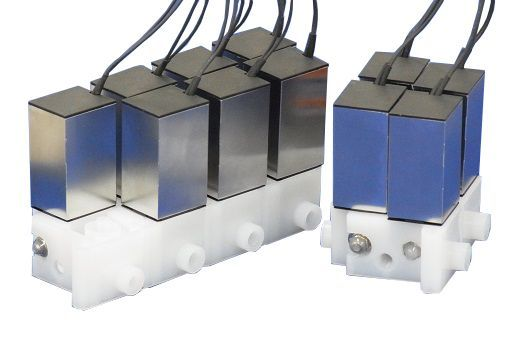 XTA Manifold - Flexible Ventilstation mit 3 - 12 Anschlüssen