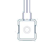 RP-QII Miniaturschlauchpumpe Zeichnung