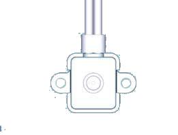 RP-QIII Miniaturschlauchpumpe Zeichnung