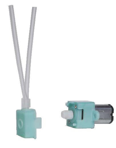 RP-QIII Miniaturschlauchpumpe
